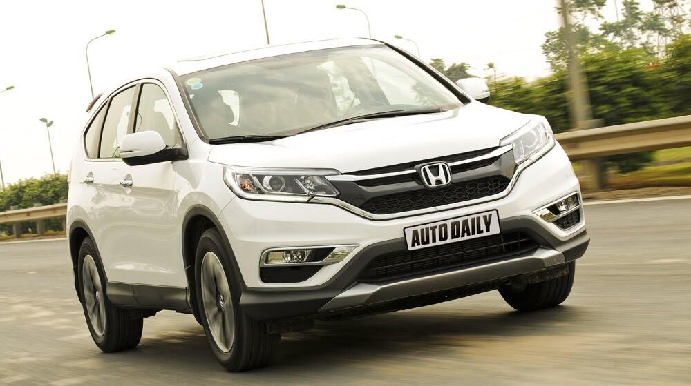 """Lái thử """"Chiếc xe bán chạy"""" Honda CR-V 2015 - Hình 27"""