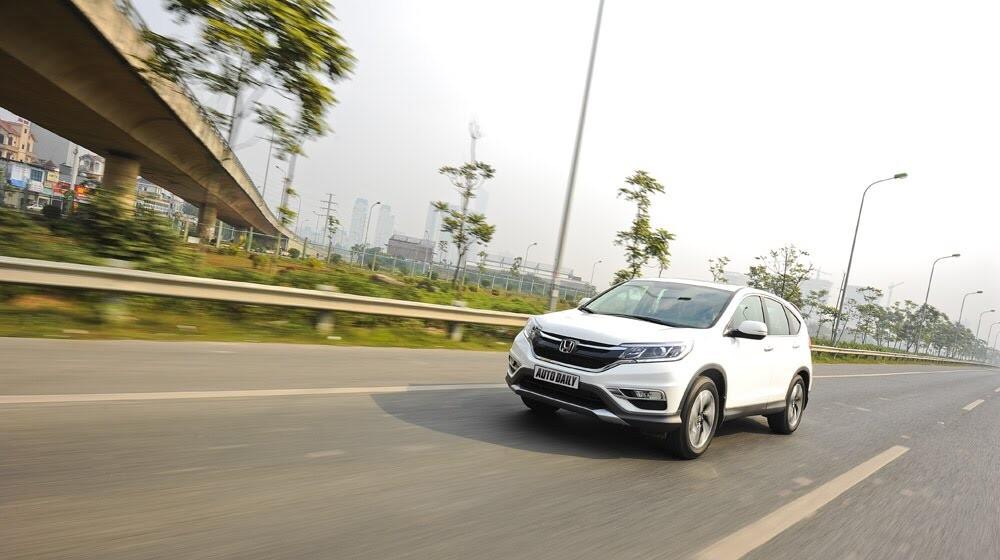 """Lái thử """"Chiếc xe bán chạy"""" Honda CR-V 2015 - Hình 28"""