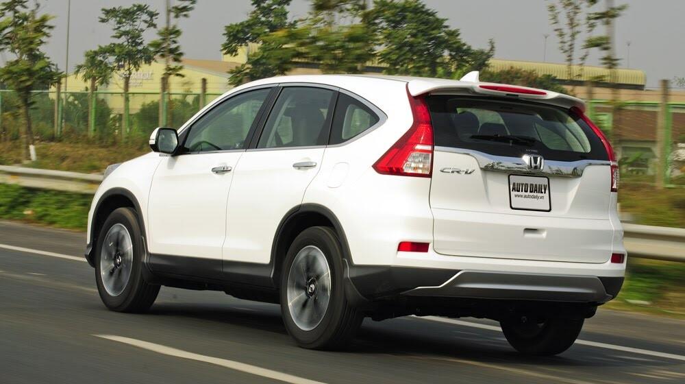 """Lái thử """"Chiếc xe bán chạy"""" Honda CR-V 2015 - Hình 34"""