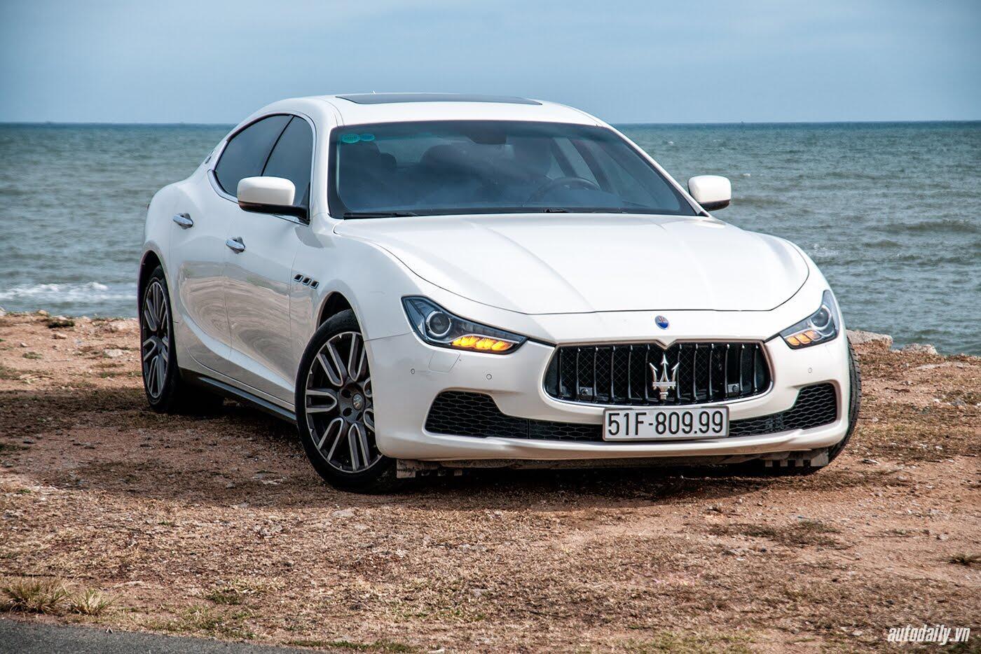 Lái thử Maserati Ghibli - Một trải nghiệm khác về tốc độ - Hình 2