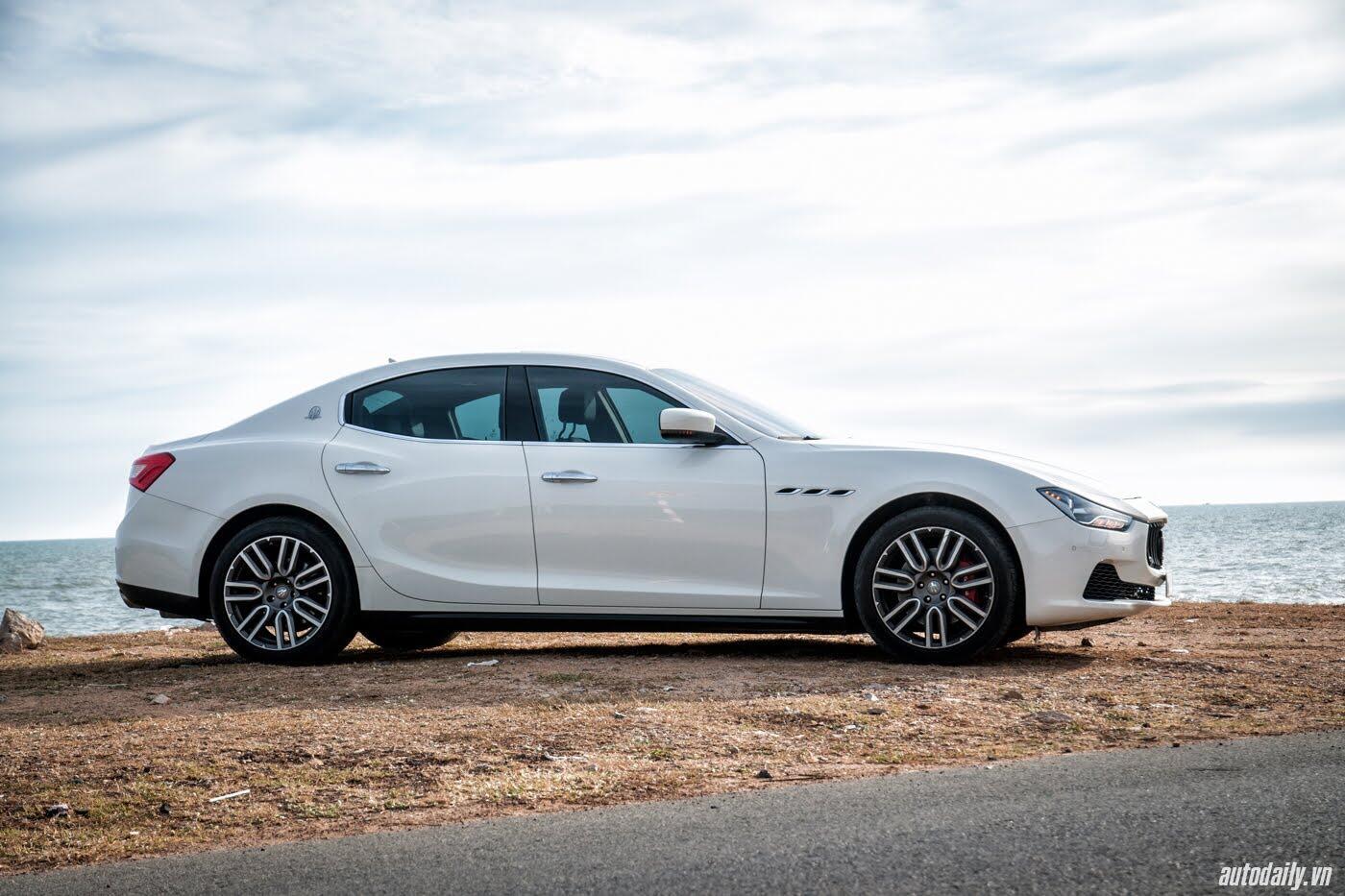 Lái thử Maserati Ghibli - Một trải nghiệm khác về tốc độ - Hình 3