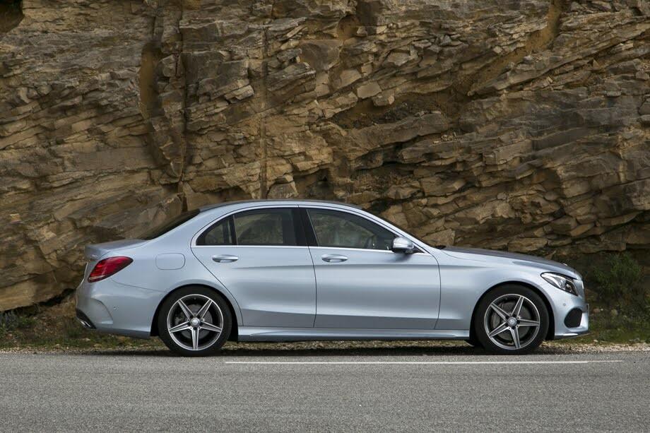 Lái thử Mercedes-Benz C-Class 2015 (kỳ 1) - Hình 1