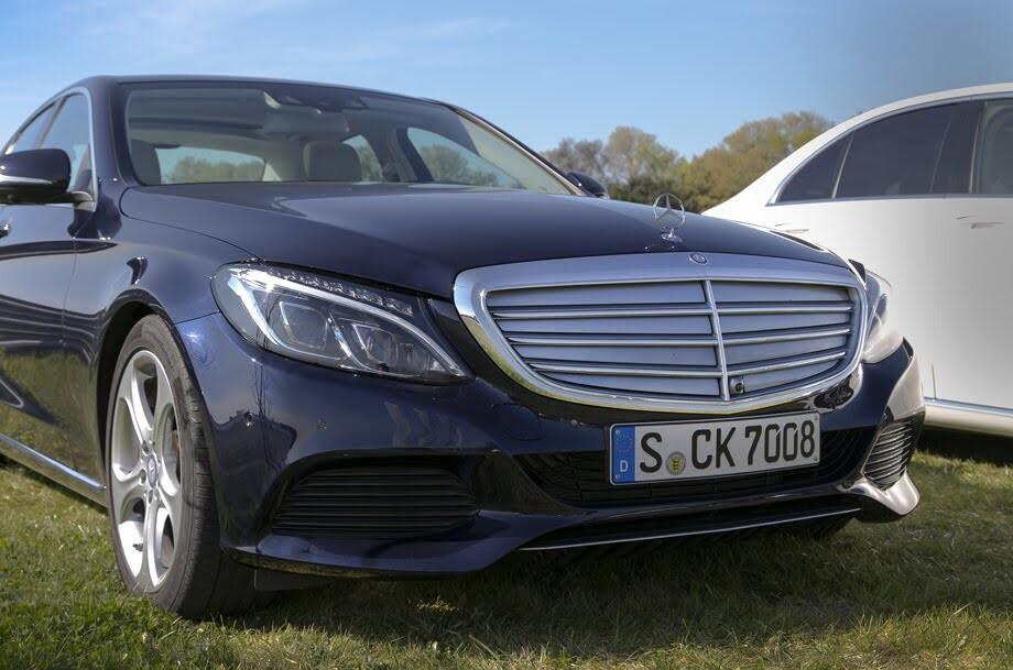 Lái thử Mercedes-Benz C-Class 2015 (kỳ 1) - Hình 2