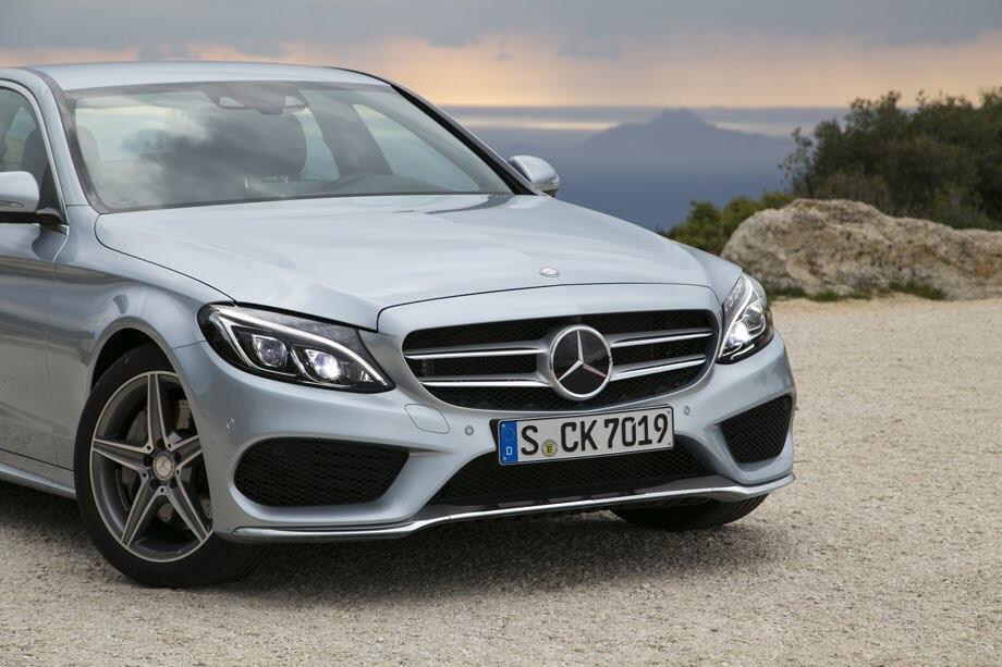 Lái thử Mercedes-Benz C-Class 2015 (kỳ 1) - Hình 3