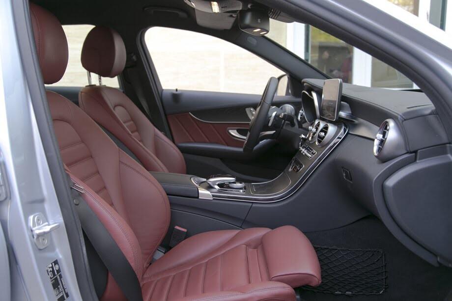 Lái thử Mercedes-Benz C-Class 2015 (kỳ 1) - Hình 4