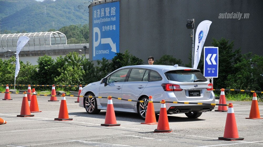 Lái thử Subaru Levorg trên đất bạn - Hình 2