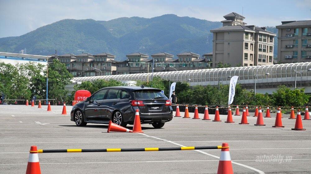 Lái thử Subaru Levorg trên đất bạn - Hình 4