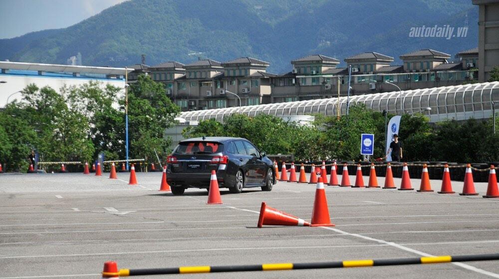 Lái thử Subaru Levorg trên đất bạn - Hình 5