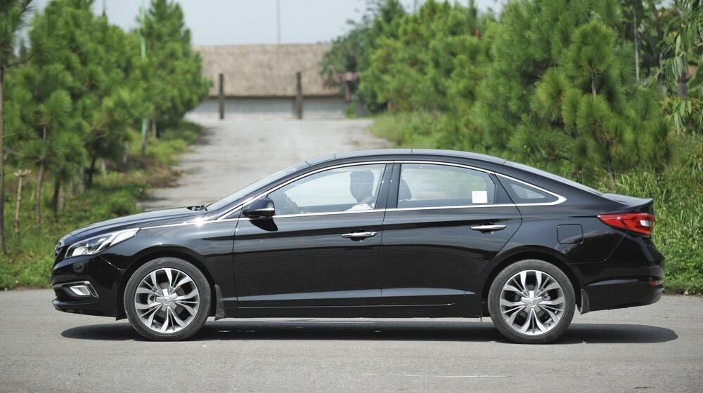 """""""Làm mới"""" mình Hyundai Sonata 2015 """"doạ"""" các đối thủ? - Hình 3"""