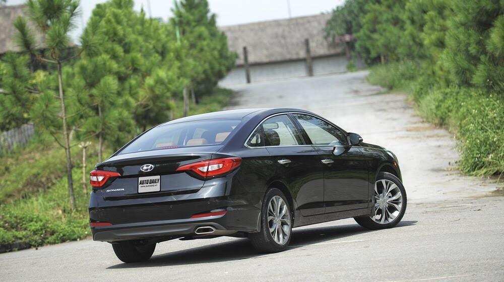 """""""Làm mới"""" mình Hyundai Sonata 2015 """"doạ"""" các đối thủ? - Hình 4"""