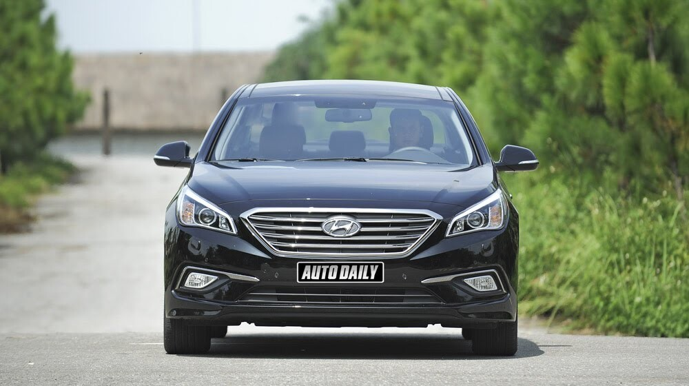 """""""Làm mới"""" mình Hyundai Sonata 2015 """"doạ"""" các đối thủ? - Hình 5"""