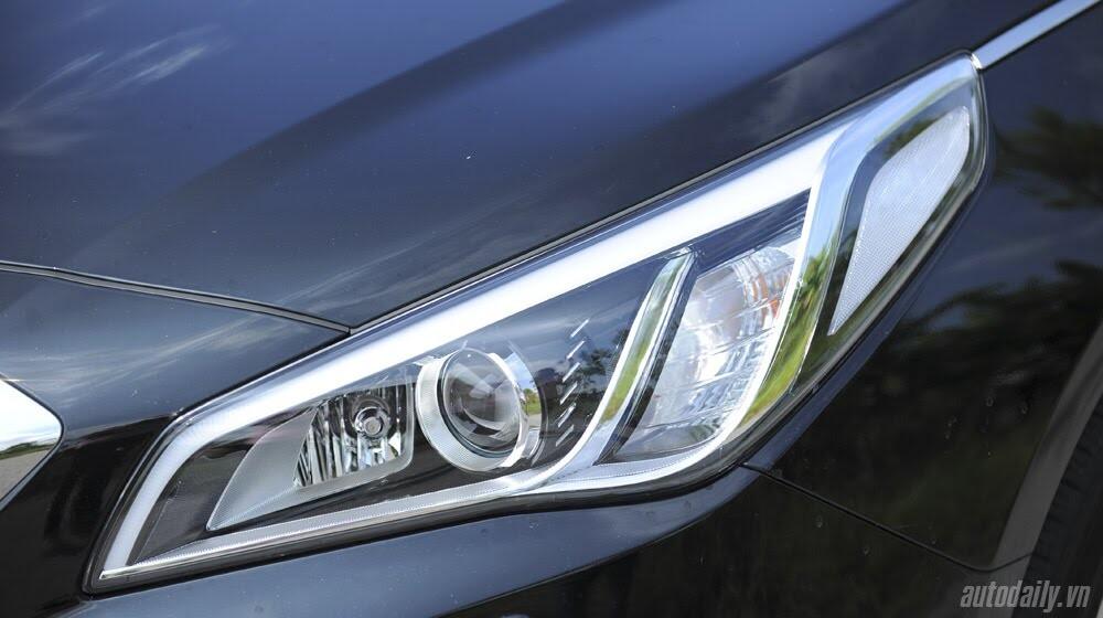 """""""Làm mới"""" mình Hyundai Sonata 2015 """"doạ"""" các đối thủ? - Hình 8"""
