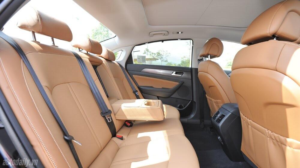 """""""Làm mới"""" mình Hyundai Sonata 2015 """"doạ"""" các đối thủ? - Hình 15"""