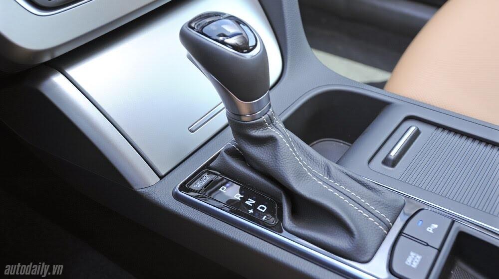 """""""Làm mới"""" mình Hyundai Sonata 2015 """"doạ"""" các đối thủ? - Hình 18"""
