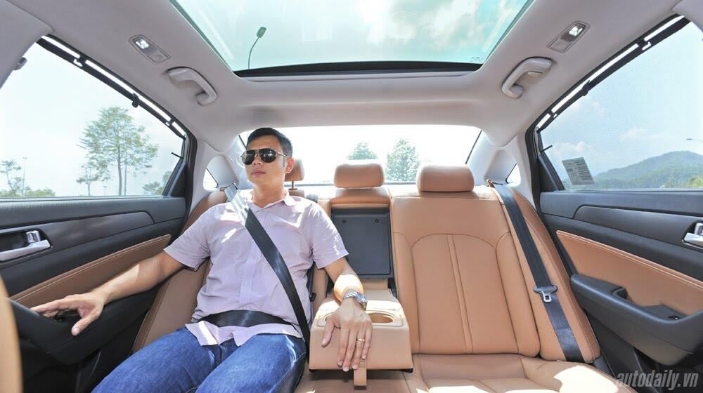 """""""Làm mới"""" mình Hyundai Sonata 2015 """"doạ"""" các đối thủ? - Hình 19"""