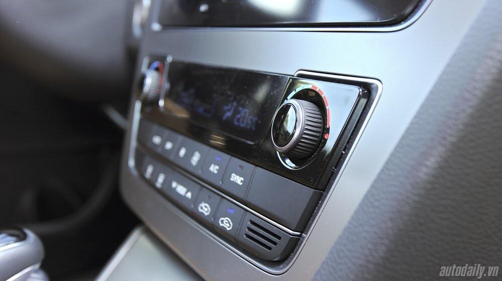 """""""Làm mới"""" mình Hyundai Sonata 2015 """"doạ"""" các đối thủ? - Hình 22"""