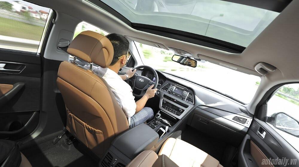 """""""Làm mới"""" mình Hyundai Sonata 2015 """"doạ"""" các đối thủ? - Hình 26"""