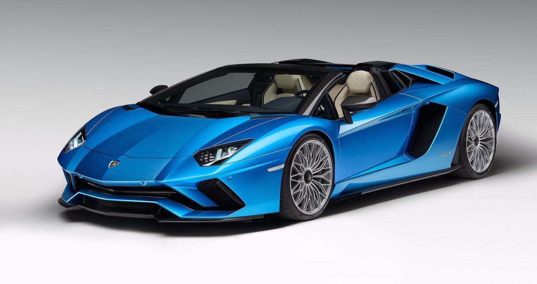 Lamborghini Aventador S Roadster chính thức lộ diện, giá từ 460.000 USD - Hình 1