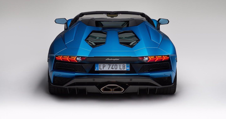 Lamborghini Aventador S Roadster chính thức lộ diện, giá từ 460.000 USD - Hình 2