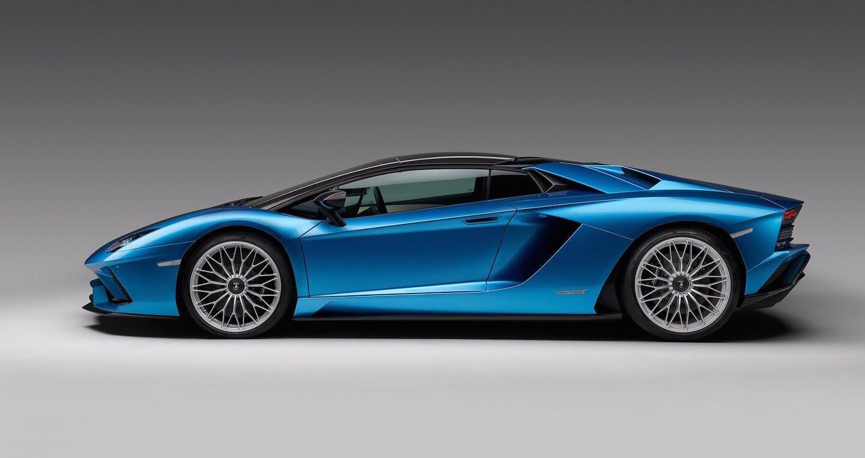 Lamborghini Aventador S Roadster chính thức lộ diện, giá từ 460.000 USD - Hình 4