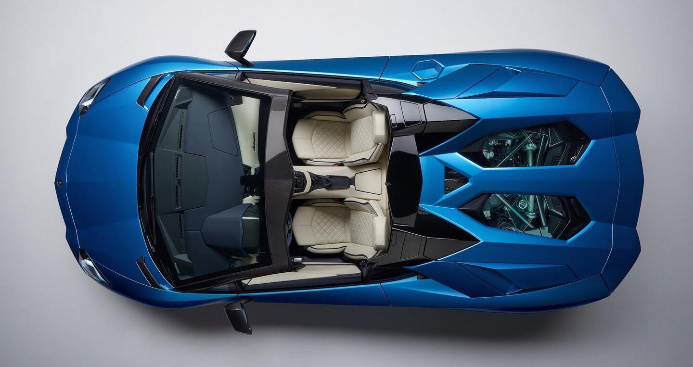Lamborghini Aventador S Roadster chính thức lộ diện, giá từ 460.000 USD - Hình 7