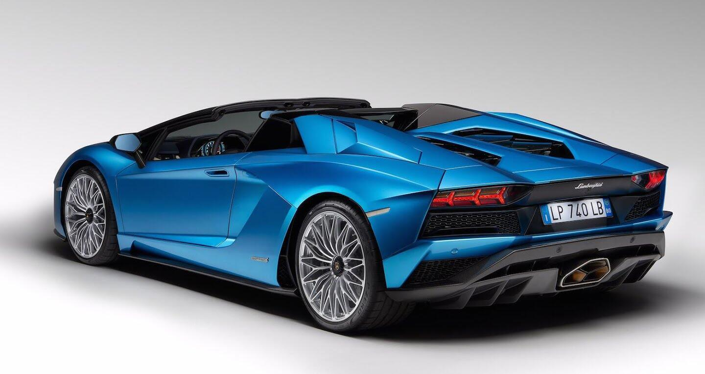 Lamborghini Aventador S Roadster chính thức lộ diện, giá từ 460.000 USD - Hình 8