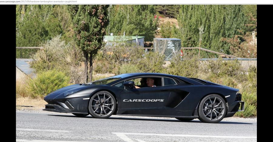 Lamborghini Aventador sẽ có một phiên bản hardcore vượt mặt cả SV - Hình 1