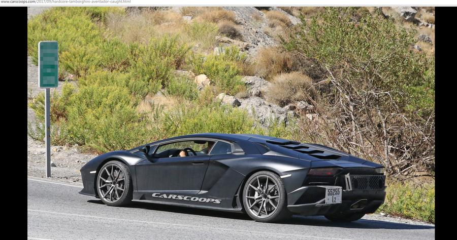 Lamborghini Aventador sẽ có một phiên bản hardcore vượt mặt cả SV - Hình 2