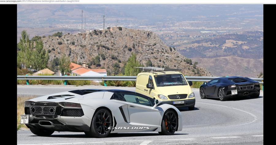 Lamborghini Aventador sẽ có một phiên bản hardcore vượt mặt cả SV - Hình 3