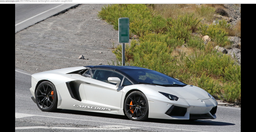 Lamborghini Aventador sẽ có một phiên bản hardcore vượt mặt cả SV - Hình 4