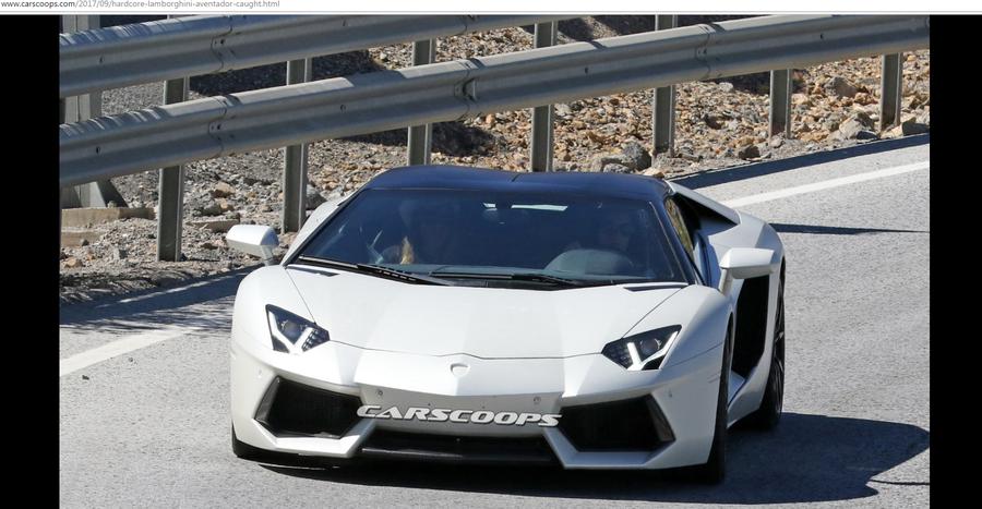 Lamborghini Aventador sẽ có một phiên bản hardcore vượt mặt cả SV - Hình 5