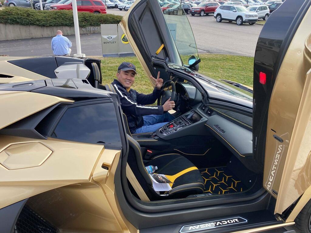 Nguoi Viet dau tien tau Lamborghini Aventador SVJ Roadster hinh anh 3 LamSVJ_9.jpg