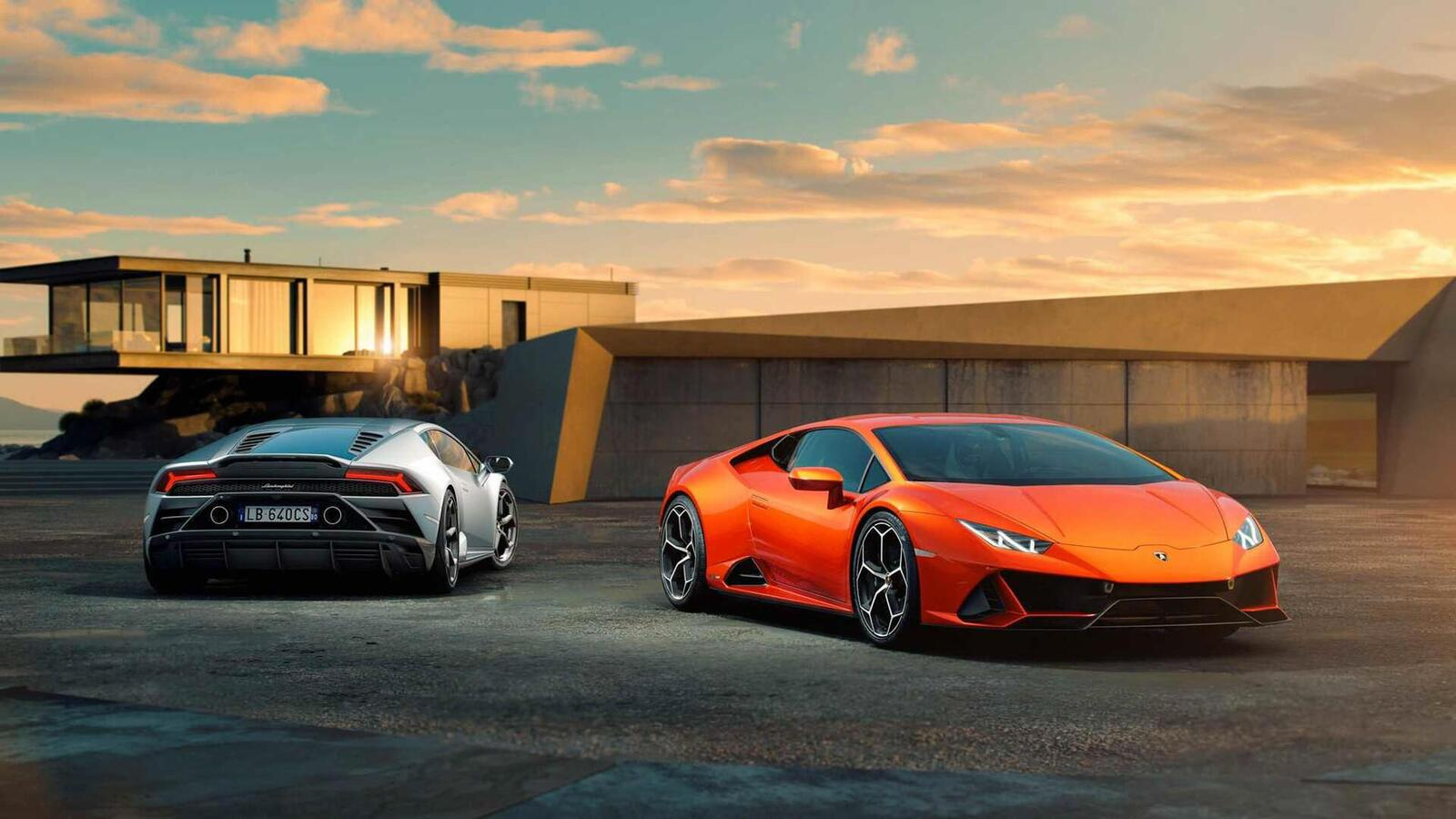 Lamborghini giới thiệu Huracan EVO mới với sức mạnh 640 mã lực - Hình 3