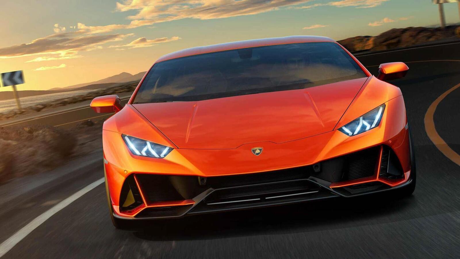 Lamborghini giới thiệu Huracan EVO mới với sức mạnh 640 mã lực - Hình 6