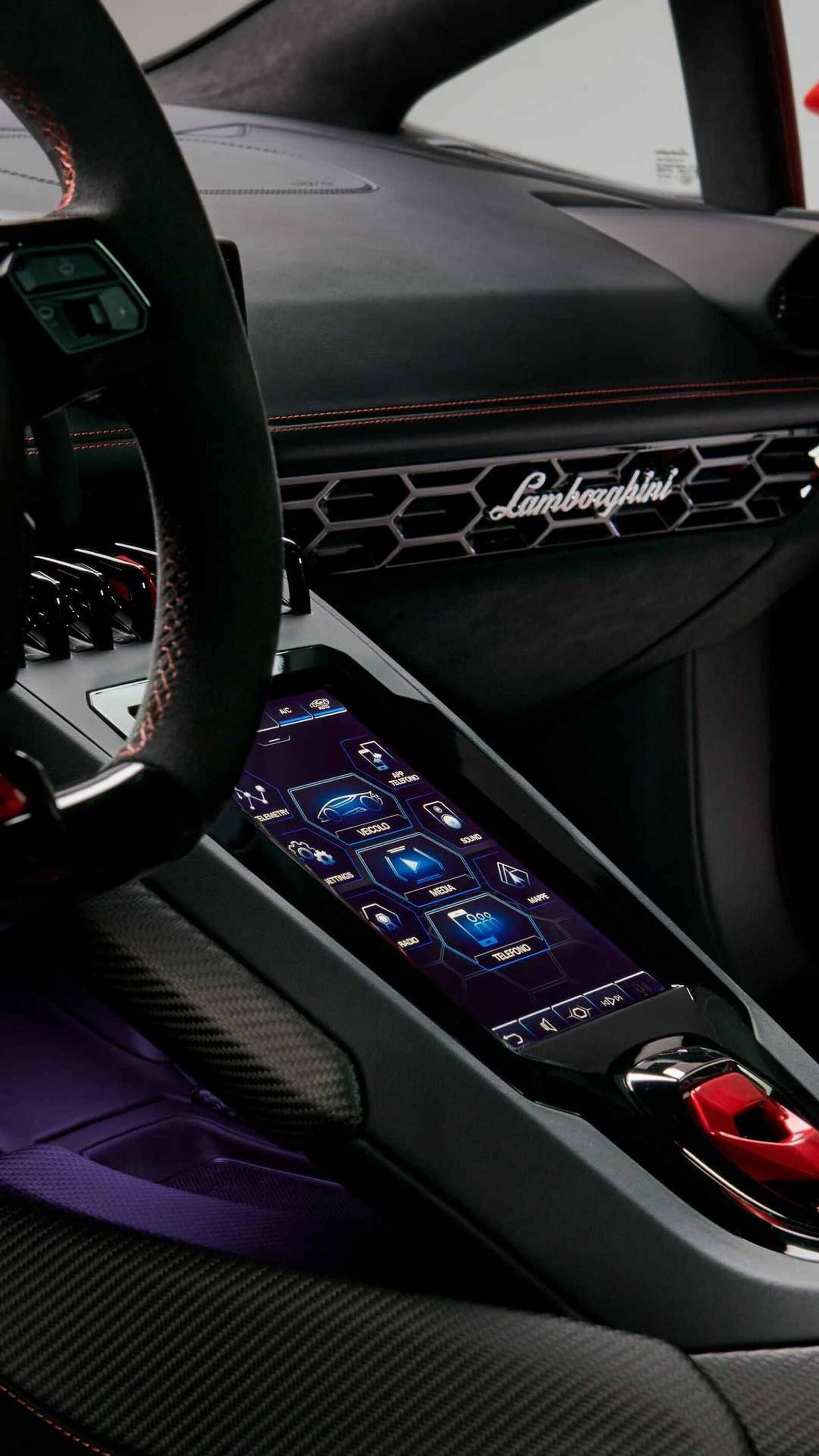 Lamborghini giới thiệu Huracan EVO mới với sức mạnh 640 mã lực - Hình 9