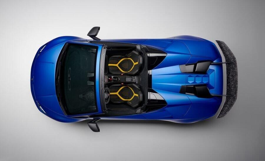 Lamborghini Huracan Performante Spyder hạ cánh tại đất Mỹ, với giá từ 7 tỷ VNĐ - Hình 4