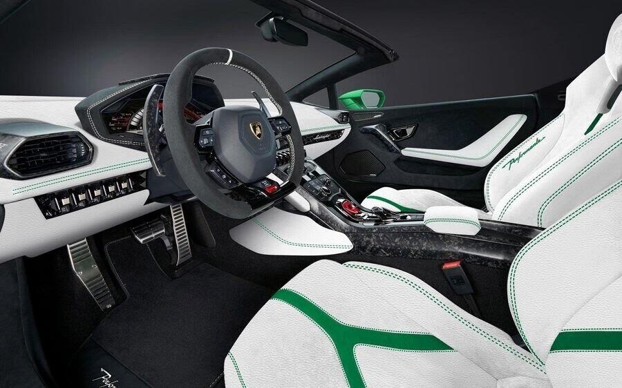 Lamborghini Huracan Performante Spyder trông sẽ như thế nào ? - Hình 4