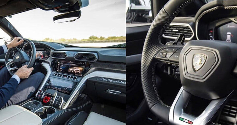 Lamborghini Urus 2019 lộ ảnh nội thất, kết hợp thể thao và sang trọng - Hình 1