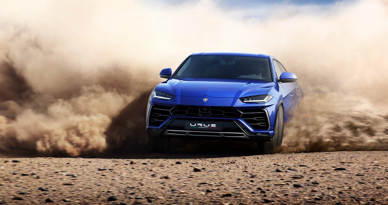 Lamborghini Urus đã được rao bán trên thị trường xe cũ - Hình 1