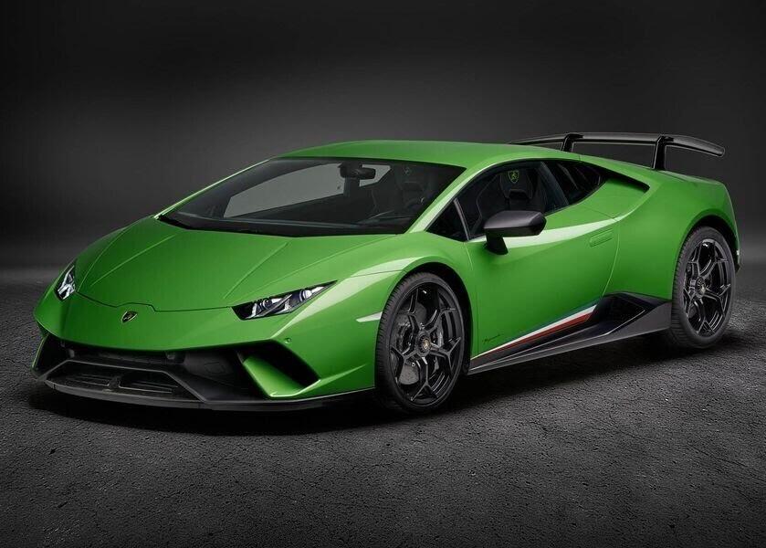 Lamborghini xác nhận đang phát triển một phiên bản mạnh mẽ hơn của Huracan - Hình 1