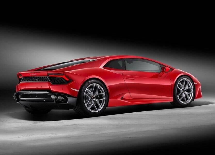 Lamborghini xác nhận đang phát triển một phiên bản mạnh mẽ hơn của Huracan - Hình 4