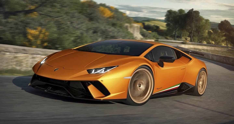 Lamborghini xuất xưởng 7.000 chiếc Aventador và 9.000 chiếc Huracan - Hình 2