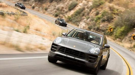 Lần đầu lái thử Porsche Macan - Hình 3