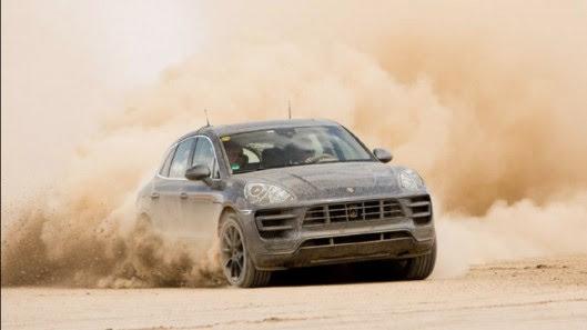 Lần đầu lái thử Porsche Macan - Hình 7