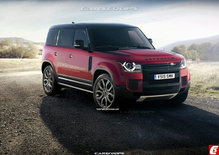 Land Rover Defender 2020 thử thách sức bền tại Kenya, chuẩn bị ra mắt trong năm nay - Hình 12