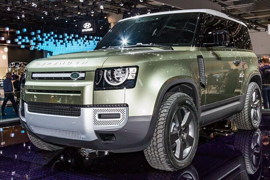 Tổng Quan Land Rover Defender