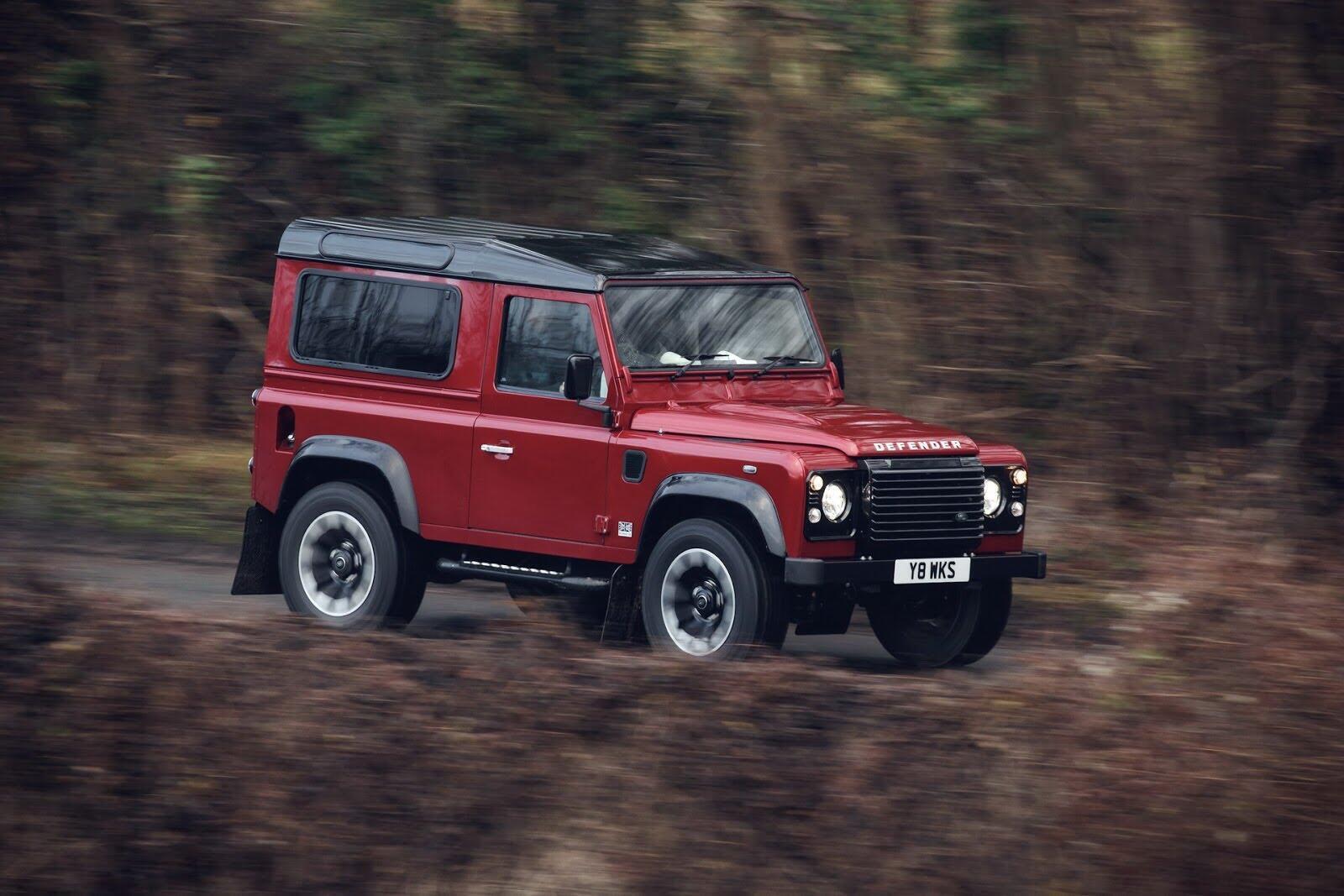 Land Rover Defender phiên bản kỷ niệm 70 năm ra mắt; chỉ 150 chiếc được sản xuất - Hình 4