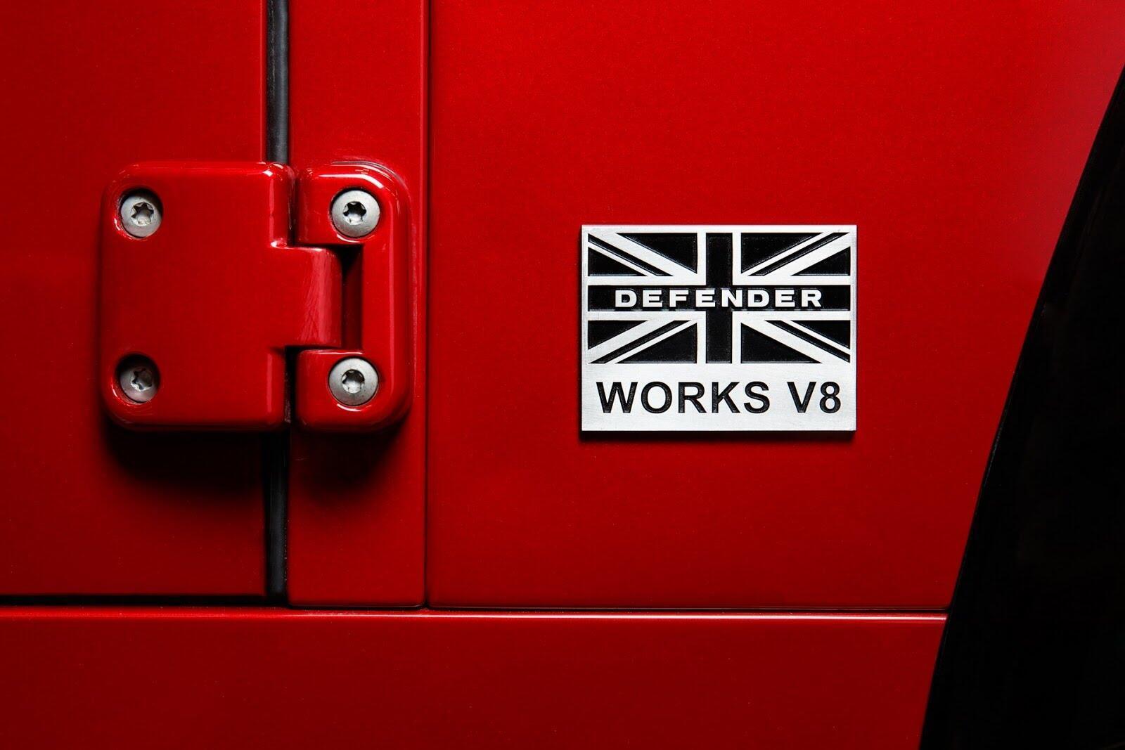 Land Rover Defender phiên bản kỷ niệm 70 năm ra mắt; chỉ 150 chiếc được sản xuất - Hình 5