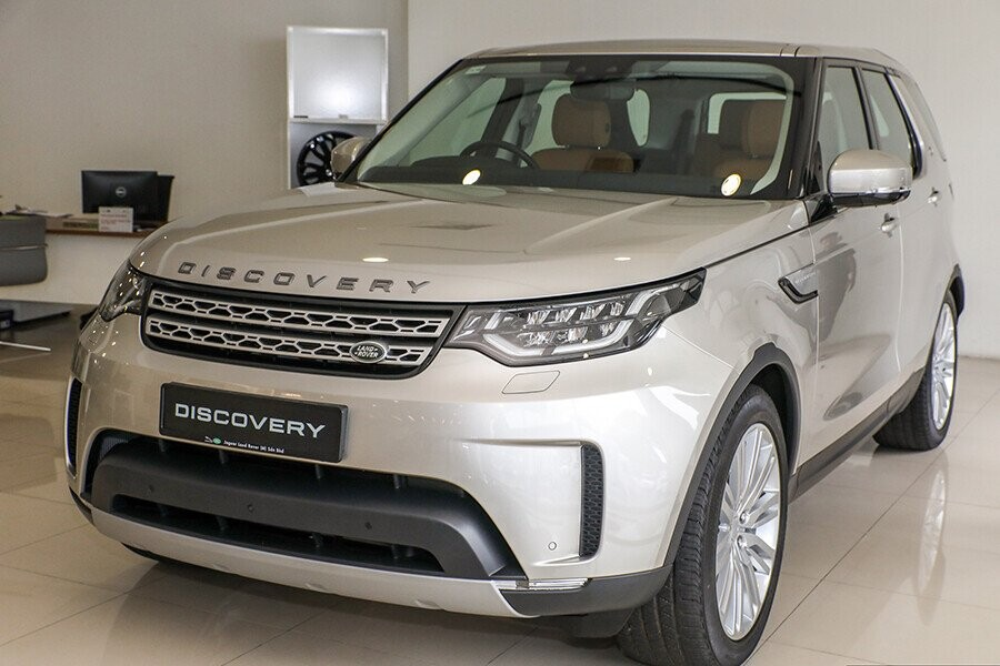 Tổng Quan Land Rover Discovery