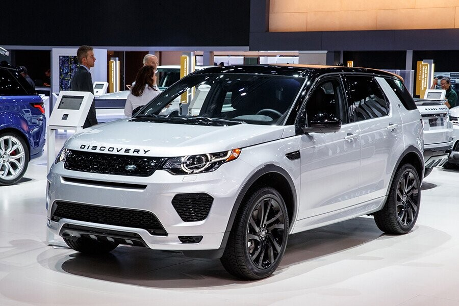Tổng Quan Land Rover Discovery Sport